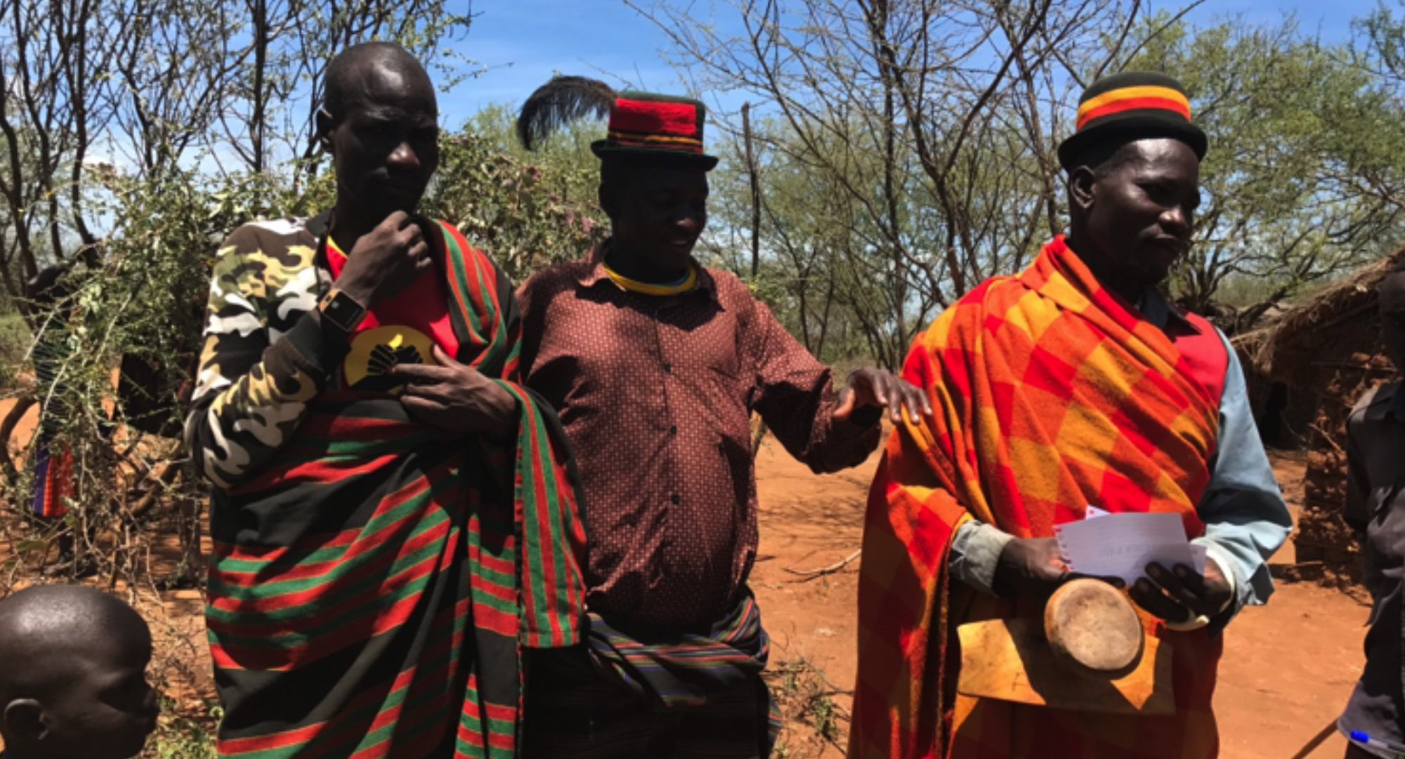 A Community's Sense Of Self-determination: How Pastoral Communities Are Breaking Barriers To Secure Their Livelihoods To Attain Food Security